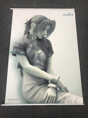 """Final Fantasy VII Advent Children - Cloth Wall Scroll Poster 28"""" x 40"""" - New!"""