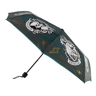 New BioWorld Color Changing Harry Potter Compact Umbrella