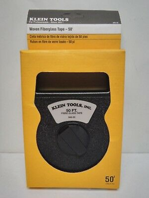 Tape Measure, 50-Foot Woven Fiberglass, with Case Klein Tools 946-50