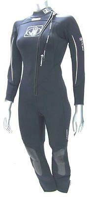 Body Glove Exo Frontzip Neoprene 3mm Lady Diving Suit Surfing Diving Wet Suit