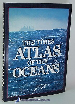 The Times Atlas of the Oceans, edited by Alastair COUPER Fine 1st Ed./DJ 82202
