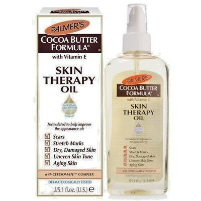 Palmers Cocoa Butter Formula Skin Therapy Oil 150ml -Scars/Stretch Marks / Aging