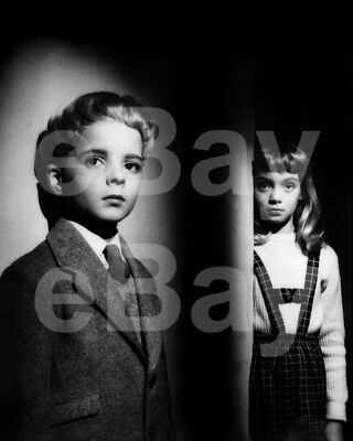 Village Of The Damned (1960) Martin Stephens, June Cowell 10x8 Photo