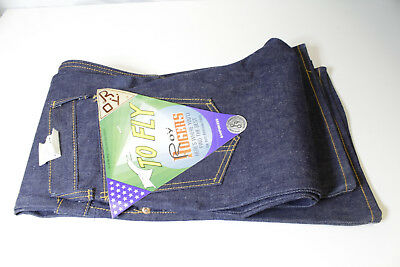 """Roy Rogers Vintage Rare """"to Fly"""" Jeans - W28 - Size42"""