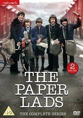Paper Lads: The Complete Series - DVD Region 2 Free Shipping!