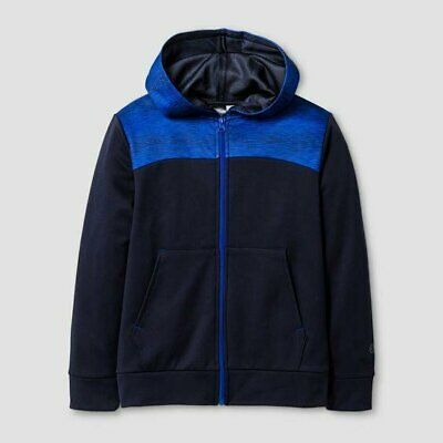 C9 by Champion Boys Cotton Fleece Full Zip Hoodie 3 Color Choices Sizes