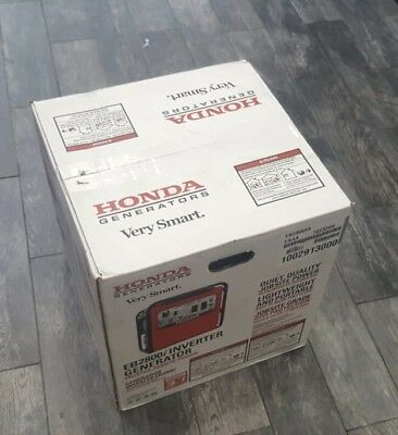 "Honda 2,800W Gas Powered Portable Inverter Generator ""FREE SHIP TO PUERTO RICO"""