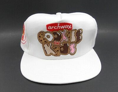 Archway Cookies For Kids Snap-Back Hat Cap Children's Miracle Network Sponsor