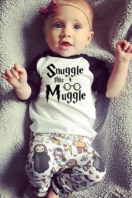 Harry Potter Baby Outfit