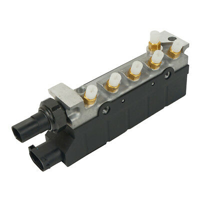 Air Suspension Valve Block For Benz W220 S350/ S430/ S500/ S600 S55 AMG S65 AMG