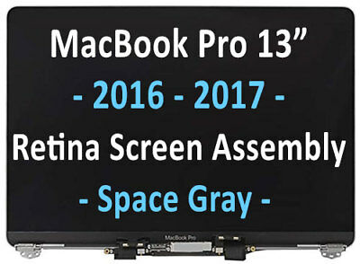 "LCD Screen Display Assembly Replacement MacBook Pro 13"" 2016 2017 A1706 A1708"