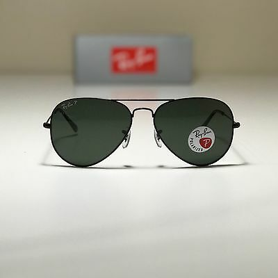 6fff6254091 RAY-BAN AVIATOR CLASSIC sunglasses Gold Brown B-15 Lenses RB3025 001 ...