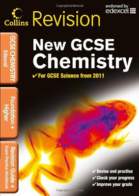 Edexcel GCSE Chemistry: Revision Guide and Exam Practice Workbook (Collins GCSE