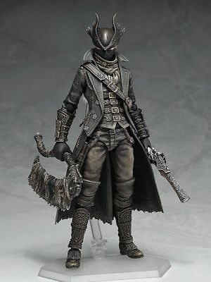 BLOODBORNE: the HUNTER FIGMA 1/12 Action Figure 15cm MAX FACTORY