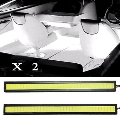 2Pcs Cool White 12V Marine Waterproof LED Lights Courtesy&Utility Strip For Boat