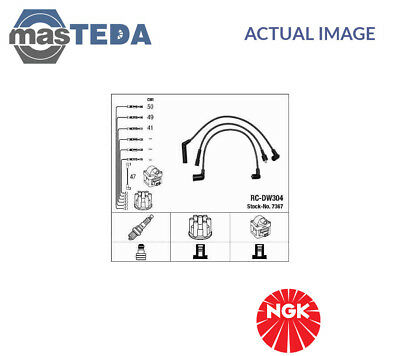 Ngk Ignition Cable Set Leads Kit 7367 G New Oe Replacement