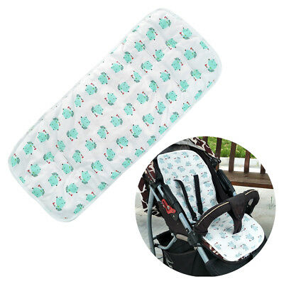 Baby Stroller Safety Cotton Mat Soft Child Cart Car Seat Cushion Body Pad Cover
