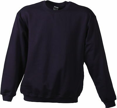 Kinder Sweatshirt Heavy Sweater von James+Nicholson #