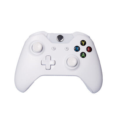 Bluetooth Wireless Game Controller Gamepad Joystick For Microsoft Xbox 1 White~~