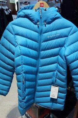 reputable site 2038f 6a06a PEAK PERFORMANCE W frost down parka piumino donna [G44985037] turquise 30H