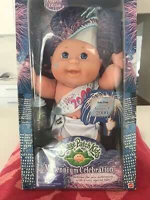 cabbage patch dolls Limited Edition