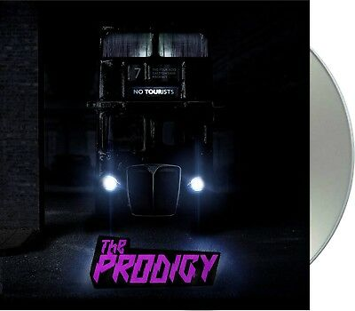 "The Prodigy ""no tourists"" CD Digipack  NEU Album 2018"