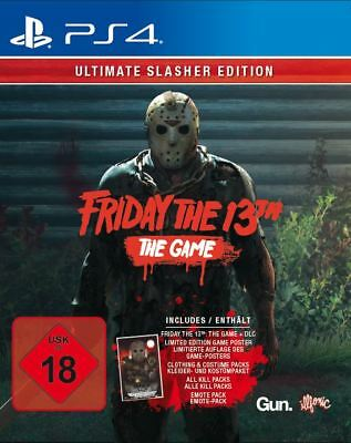Friday the 13th (Ultimate Slasher Edition) (Neu)