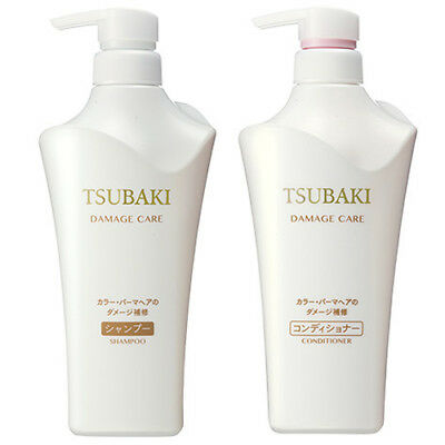 Shiseido Tsubaki Damage Care Shampoo / Conditioner / Treatment