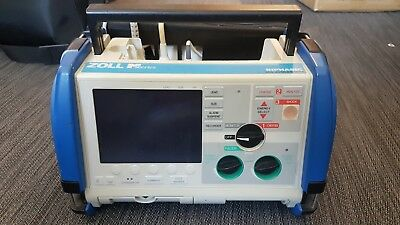 Zoll M-Series 3 Leads ALS Pacer Analyze (AED) SpO2 Case Pads