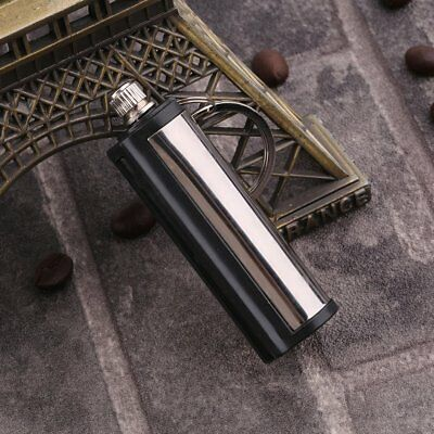 Survival Camping Emergency Fire Starter Flint Match Lighter With KeyChain EH