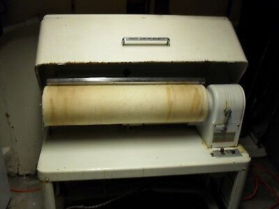 Vintage Kenmore Fully Automatic Ironer Sears Roebuck With Instruction Book