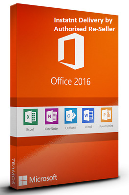 Microsoft Office 2016 Professional Plus MS Office PRO product key per email COA
