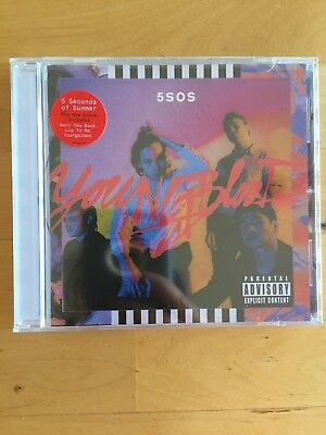 5 Seconds Of Summer (5Sos) - Youngblood Cd (Explicit) **brand New & Sealed**