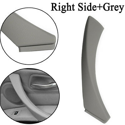 Right Inner Door Panel Handle Outer Trim Cover for BMW E90 3-Series Sedan 04-12