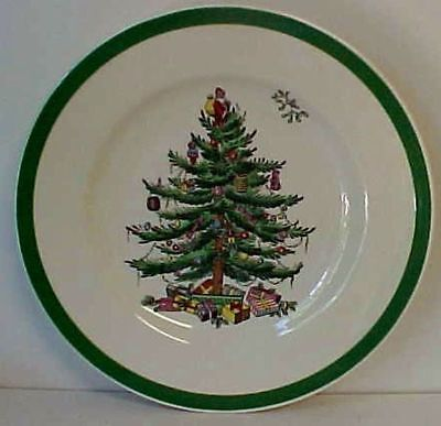 """Spode CHRISTMAS TREE Dinner Plate (11"""") MORE items available"""