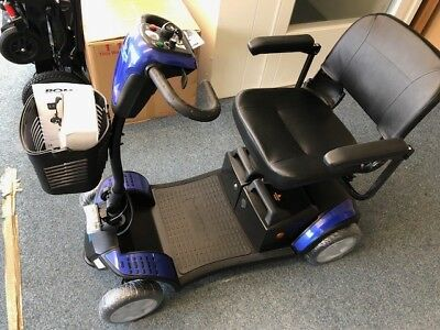 New Roma Medical Murcia Mobility Scooter With Free Insurance and delivery