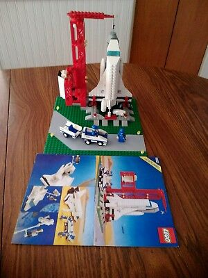 Lego 1682 Classic Town Airport Space Shuttle Winstructions 8995