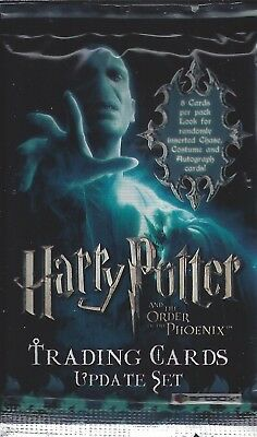 1 x Pack / Packs Lot Harry Potter Order of the Phoenix Update OOTPU Radcliffe