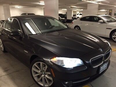 BMW: 5-Series Very low mileage, sale by owner, rarely used, great condition, original owner