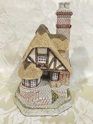 David Winter Cottages, Audrey's Tea Room w/COA and Original Box
