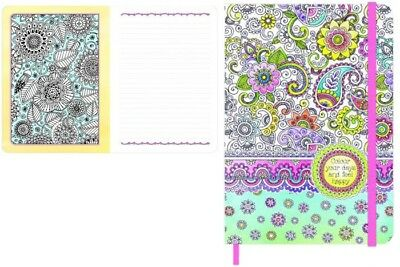 Journal Diary Notebook Colour Your Days