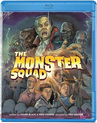 Monster Squad  BLU-RAY/WS (Blu-ray Used Very Good) BLU-RAY/WS
