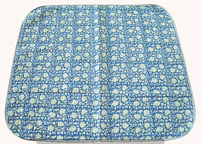 Block Print Cotton New Indian Traditional Blanket Ethnic Throw Bedding Bedspread