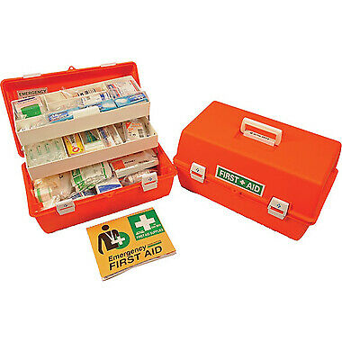 NEW Marine First Aid Kit - Scale F - Orange from Blue Bottle Marine