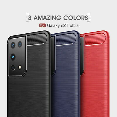 For Samsung Galaxy J3 J5 J7 Pro 2017 J4 J6 2018 Shockproof Soft Matte Case Cover