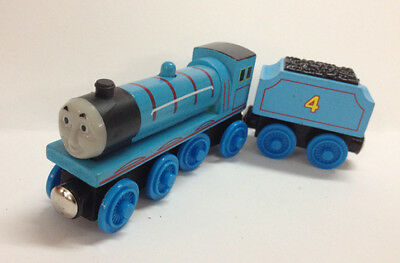 2pcs Thomas & Friends Railway Train Gordon and Tender Set Magnetic Wooden Toy