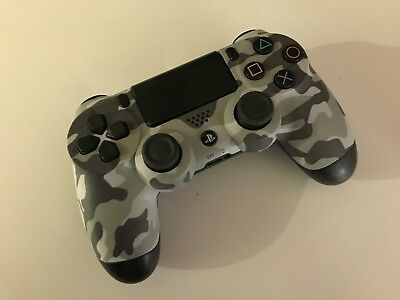 Sony Playstation PS4 Original DUALSHOCK 4 Schwarz - Wireless Controller