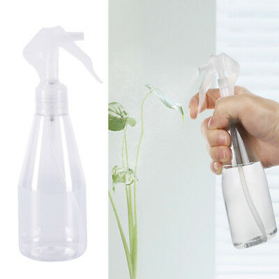 200 ml Clear Empty Hand Trigger Water Spray Plastic Bottle Cleaning Garden 、New