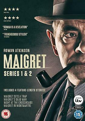 Maigret - The Complete Collection [2017] (DVD)