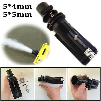 Hole Diameter 40mm Turbo thruster Brushless Motor Pump Injector For RC Jet Boat